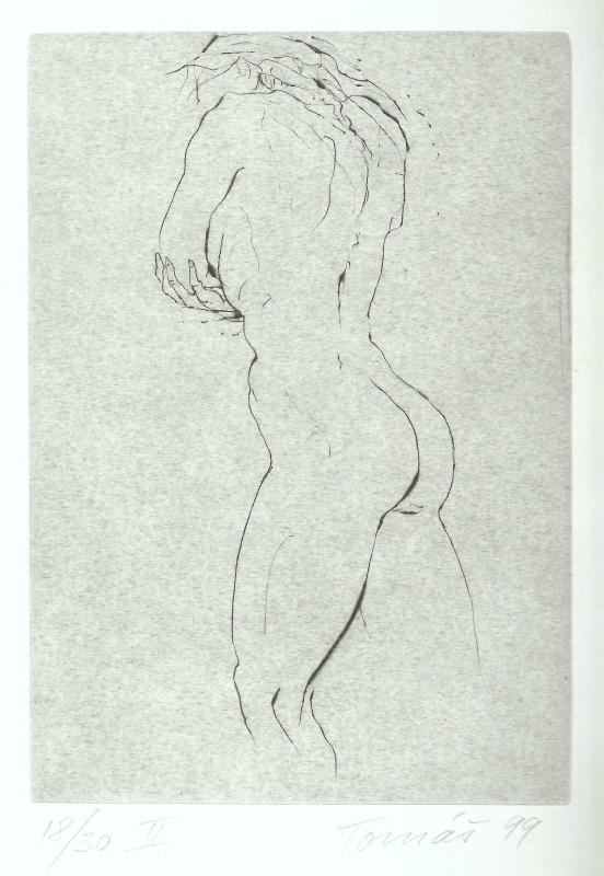 Hřivnáč Tomáš - Lower - Print