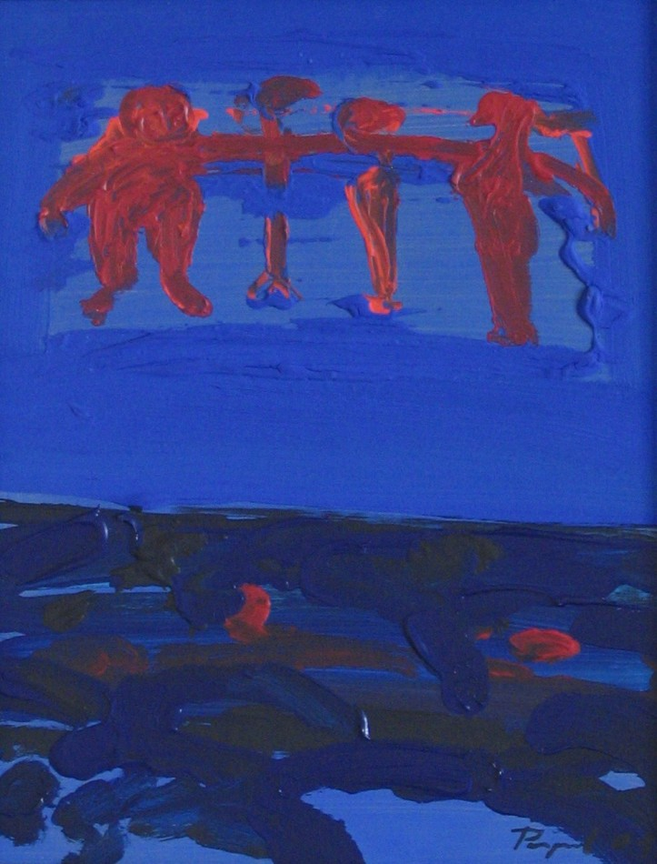 Pospíšil Jan - Lightness of Being - Painting