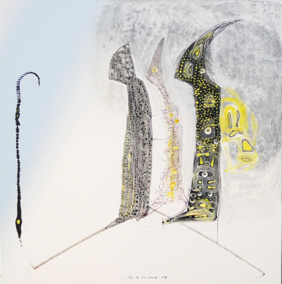 Malina Miroslav  - Tři králové - Malba