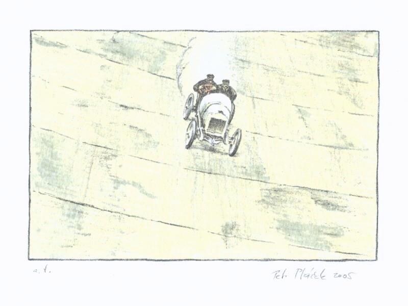 Ptáček Petr - L&K (Brooklands) - Print