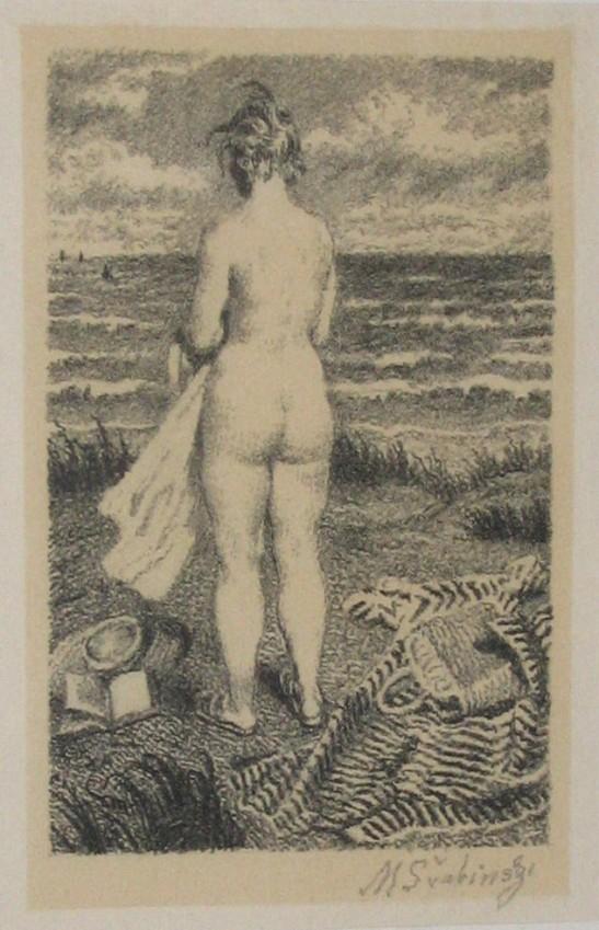 Švabinský Max - Print
