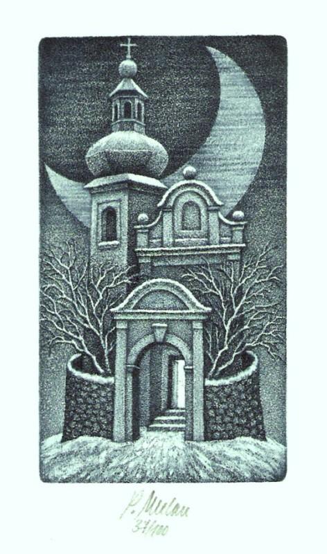 Melan Petr - Advent - Print