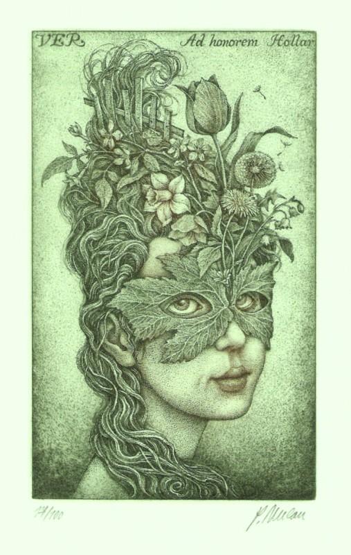 Melan Petr - Four Seasons - Ver - Print