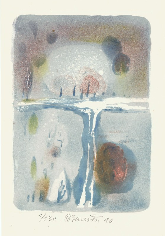 Benešová Daniela - Road - Print