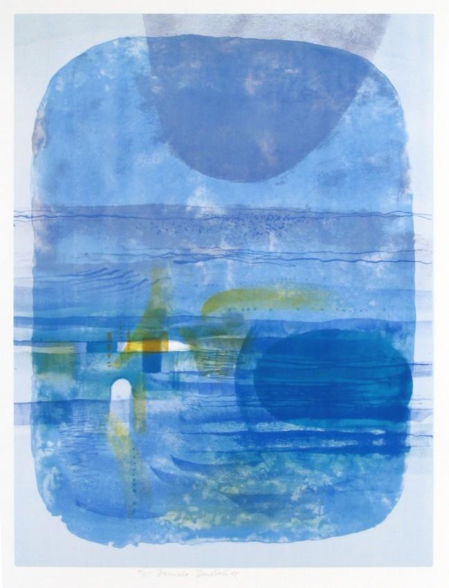 Benešová Daniela - Blue Dream - Print