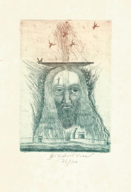 Vychodilová Olga - Moudrost - Grafika