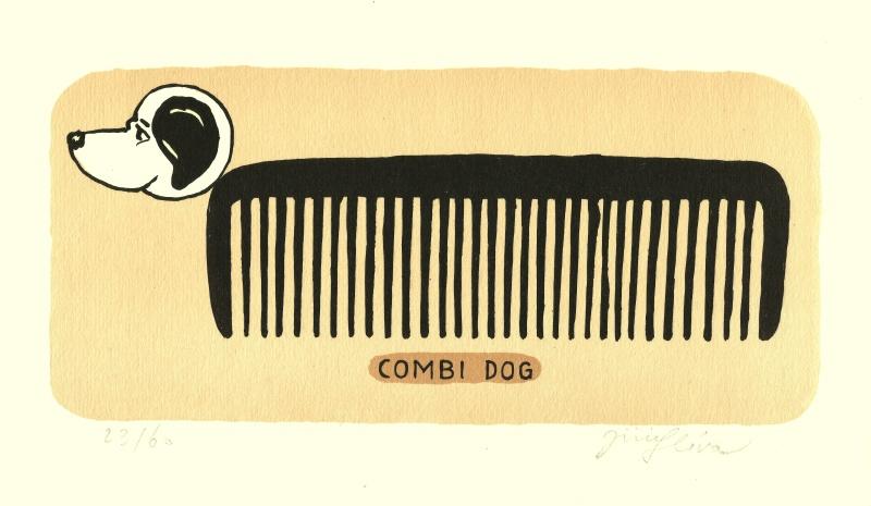 Slíva Jiří - Combi Dog - Grafika