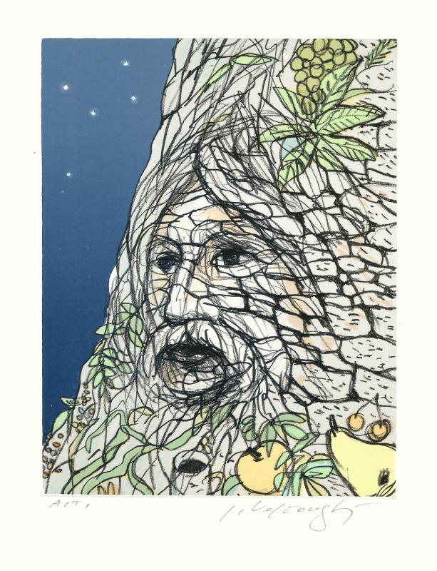 Velčovský Josef - Rock - Print