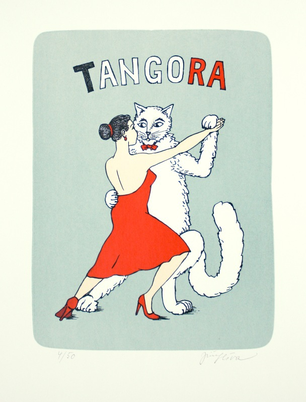 Slíva Jiří - Tangora - Print