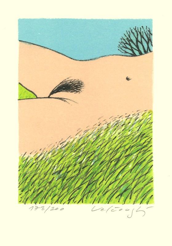 Velčovský Josef - In the Grass - Print