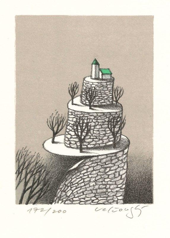 Velčovský Josef - Legend - Print