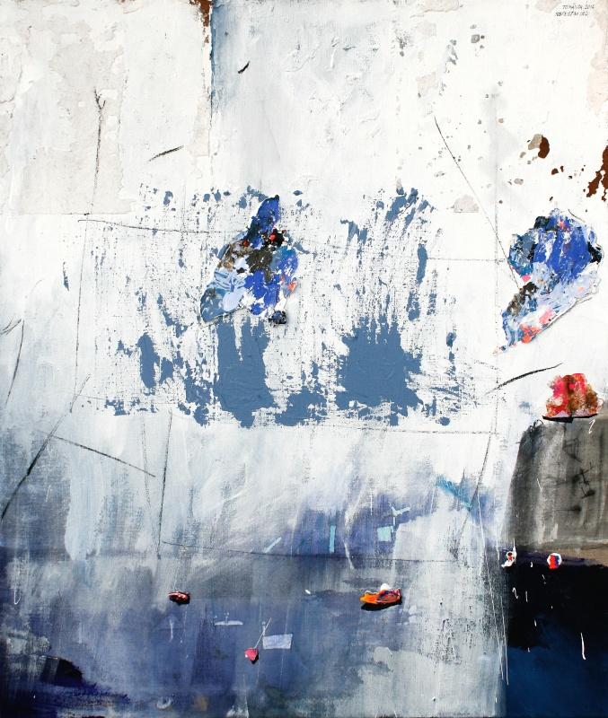 Tománek Zdeněk - Sicilian Seashore - Painting