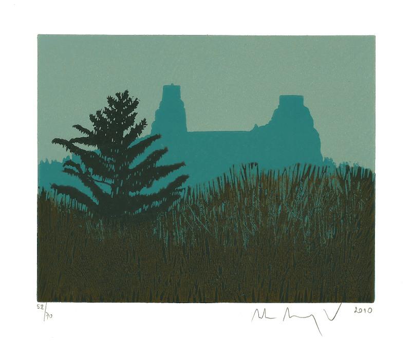 Manojlín Martin - Trosky I - Print