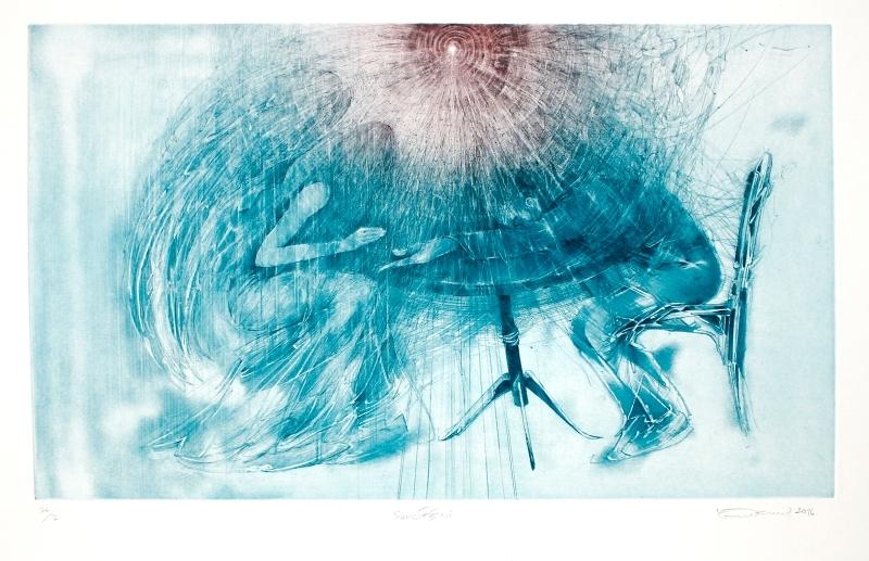 Demel Karel - Soucítění - Print