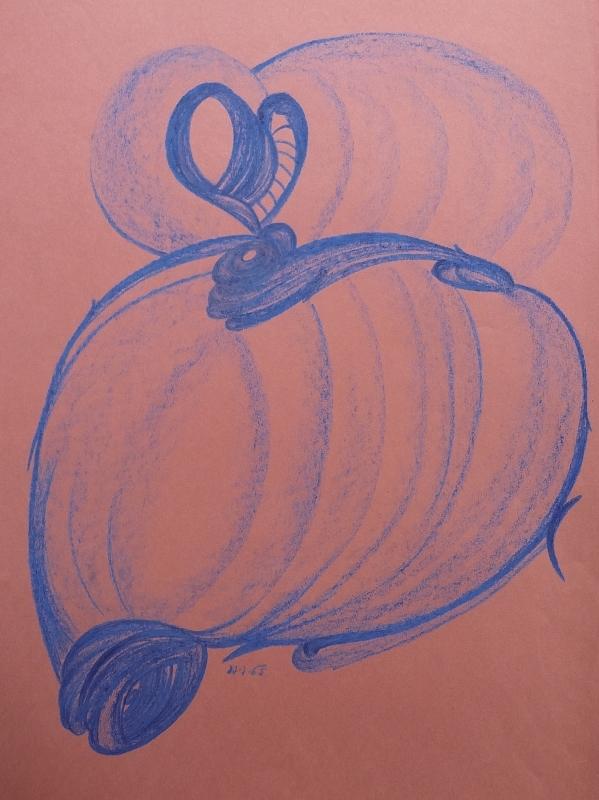 Marková Cecilie  - Kresba