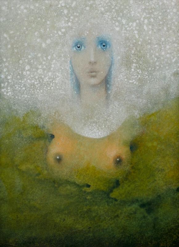 Zábranský Vlastimil - Painting