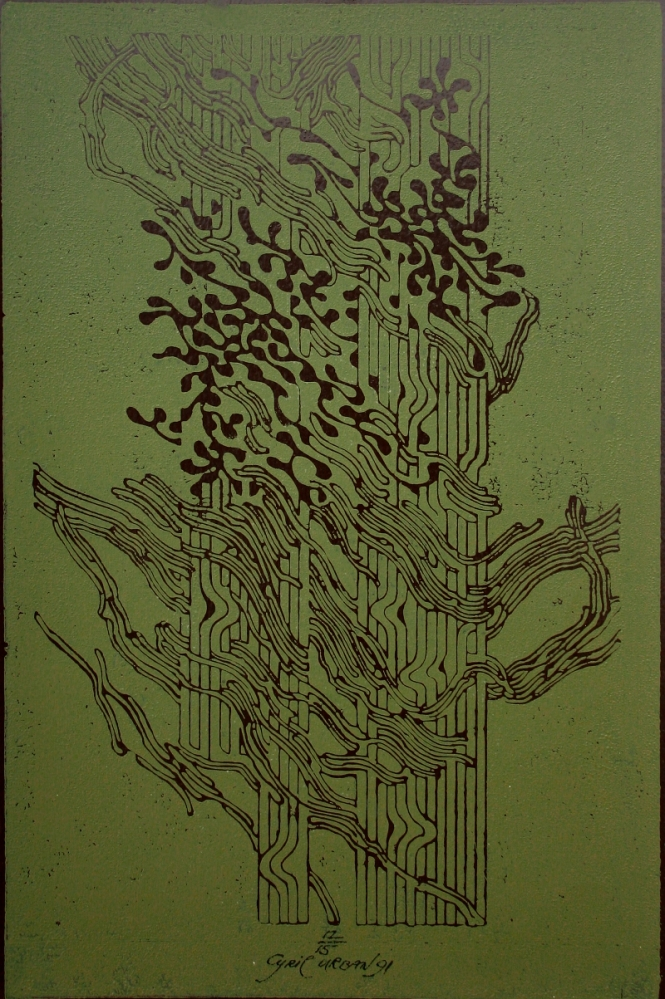 Urban Cyril - Print