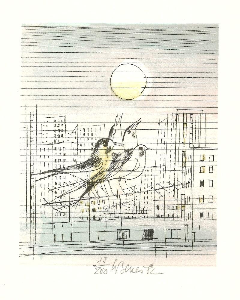 Beneš Karel - Jitro  - Print