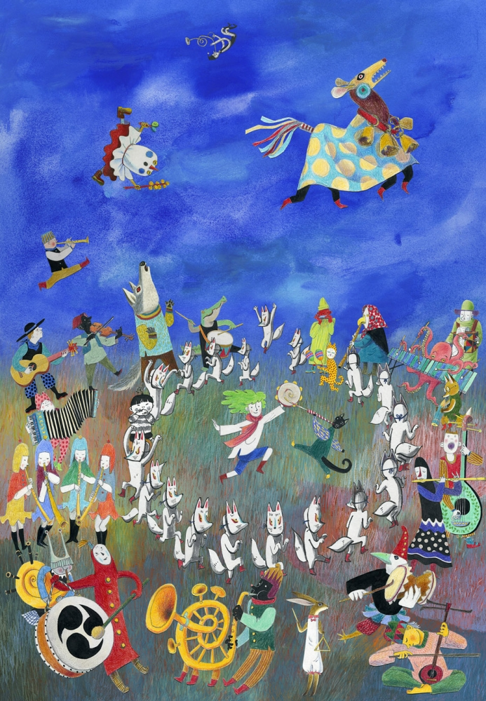 Furiya Nana - charitativní aukce - Grafika